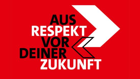 BPT SPD Aus Respekt vor deiner Zukunft